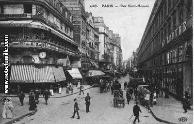 1900年のパリ : パリの空気