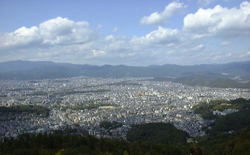 大文字山から_c0057390_22545094.jpg