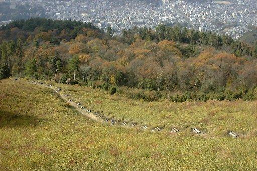 大文字山から Part 2_c0057390_21253715.jpg