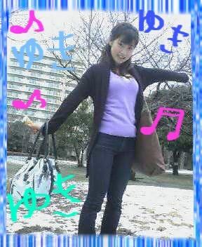 雪だぁ~ぃ(≧∀≦)/_c0038100_23312615.jpg