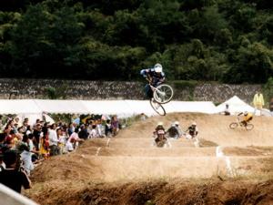 稲城BMXコース最後の日_b0065730_21493550.jpg