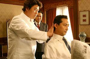#8 大統領の理髪師_c0031975_1581424.jpg
