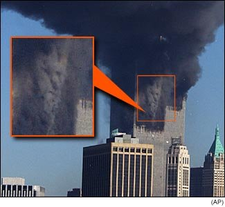 ★9.11同時多発テロ映像に悪魔がUFOが映ってる?(゚゚;)_a0028694_154486.jpg