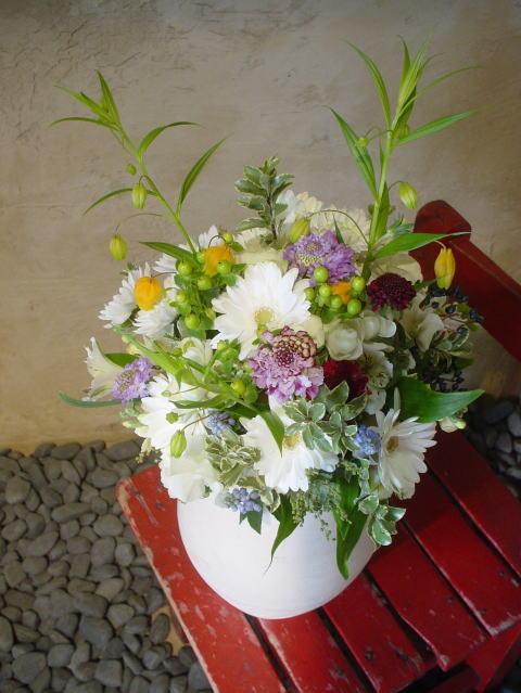 花束とか_c0069389_2291356.jpg
