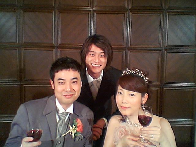 2005年3月5日 結婚式_c0068174_8375554.jpg