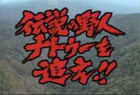 藤岡弘、探検隊シリーズ第6弾
