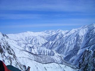谷川岳 東尾根へ バリエーションルート。_a0016346_052184.jpg