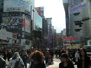 3月24日(木)今日の渋谷109前交差点_b0056983_17313579.jpg