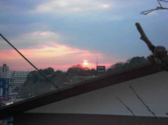 朝焼けが消える前に…_c0035838_23491422.jpg