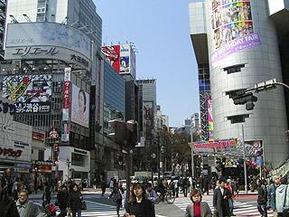 3月31日(木)今日の渋谷109前交差点_b0056983_1331229.jpg