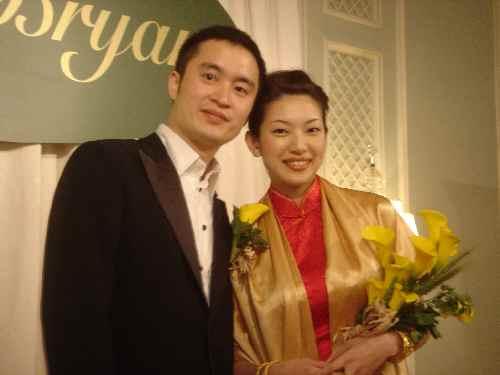 番外編~香港日記~ 結婚式_c0024345_0221512.jpg