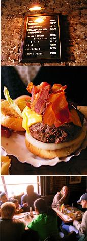 NY No1のハンバーガー屋さん-Corner Bistro_b0007805_5322724.jpg