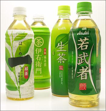 意外と知らない緑茶と筋トレの関係