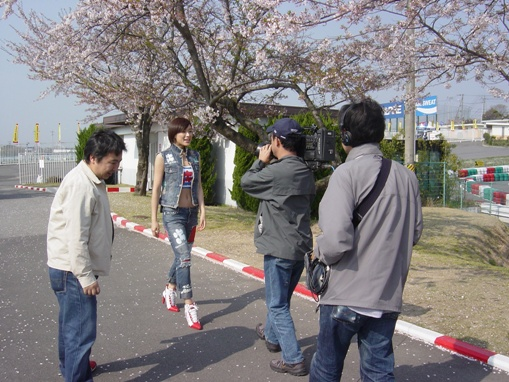 鈴鹿に行ってきました☆_c0038117_1357189.jpg