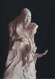 晏侶石塑像展-千古不変-(4月30日~5月6日)_c0014967_10523743.jpg