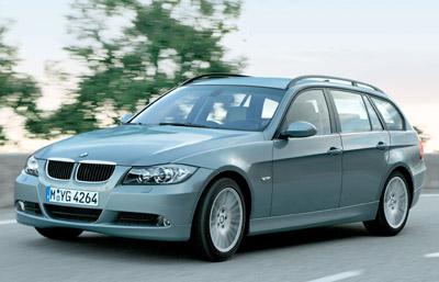 [ワゴンはお好き?]BMW 3 シリーズ・ツーリング。_a0009562_2220597.jpg