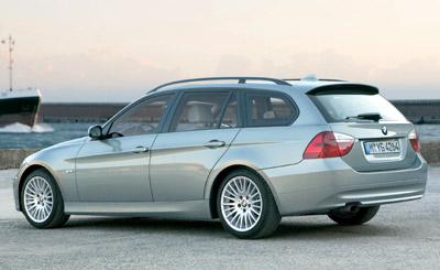[ワゴンはお好き?]BMW 3 シリーズ・ツーリング。_a0009562_22243342.jpg