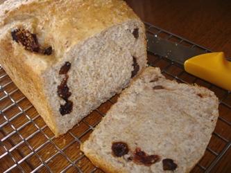 パンを焼いた_a0027105_22405278.jpg