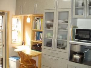 キッチンリフォーム完成しました_b0058290_1625195.jpg