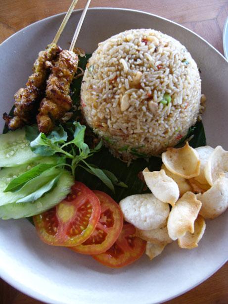バリ島のアマンリゾーツにおける食事_b0048834_122922100.jpg