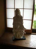 今日から晏侶石塑像展-「やるべきことはやった」-_c0014967_0533297.jpg
