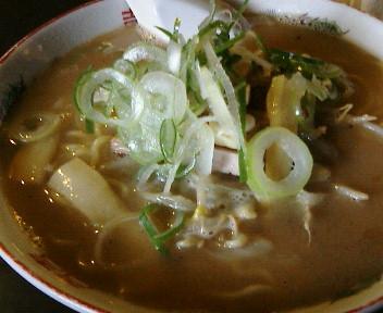 【ラーメン「一徹」☆札幌で食べた!美味ッ♪】_b0032617_13175248.jpg