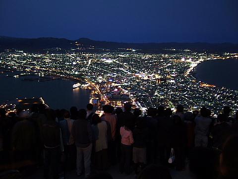 函館の夜景☆_b0053765_22421992.jpg