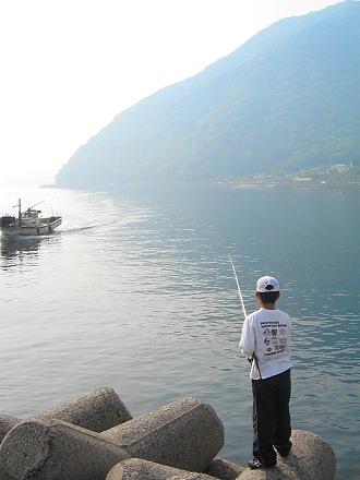 親であること・・・釣りと「なしか!」_c0001578_23194270.jpg