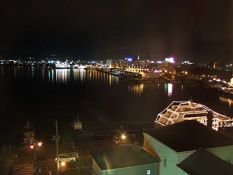 函館の夜景☆_b0053765_1662934.jpg