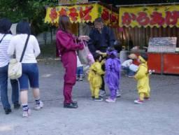 伊賀市内は忍者がいっぱい!_d0013068_11452196.jpg