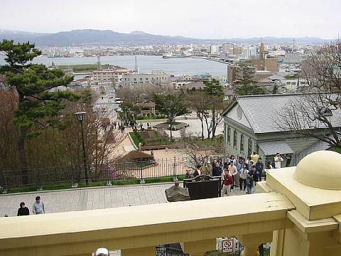 旧函館区公会堂  函館・元町界隈散策(2) _b0053765_222276.jpg
