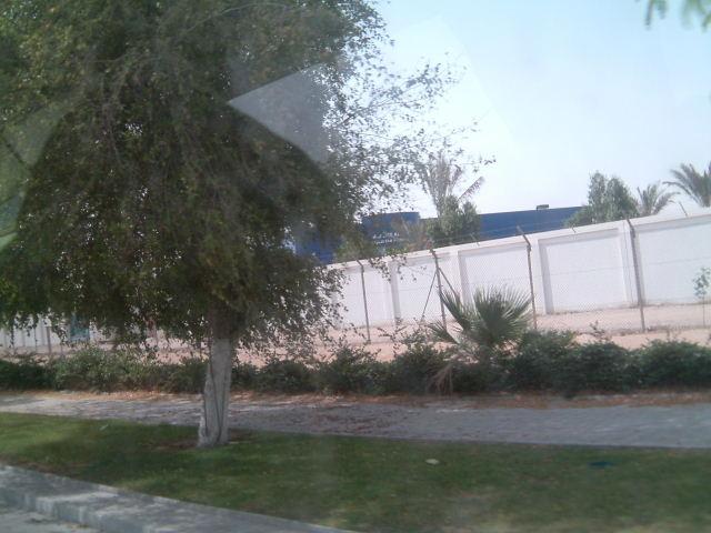 ドーハ (Doha) 市内観光 高層ビルとアルジャジーラ_c0011649_11155219.jpg