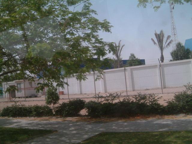 ドーハ (Doha) 市内観光 高層ビルとアルジャジーラ_c0011649_1117655.jpg