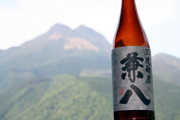 宇佐むぎ・兼八(四ッ谷酒造)_d0028272_4563035.jpg