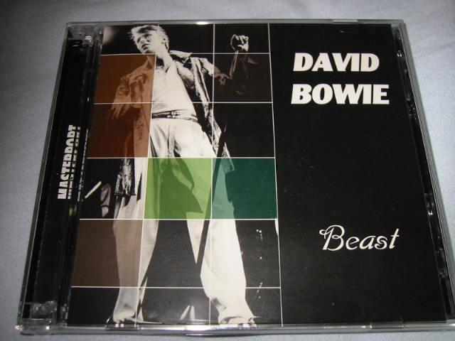 DAVID BOWIE / Beast_b0042308_2311383.jpg