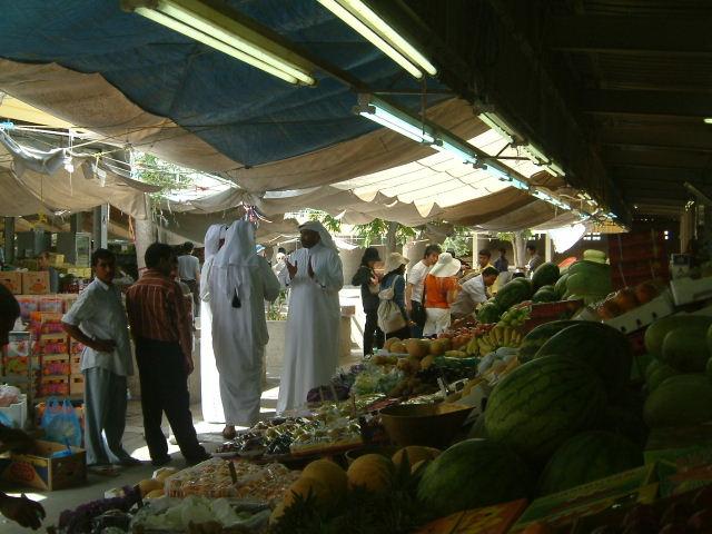 ドーハの野菜・果物市場_c0011649_126314.jpg