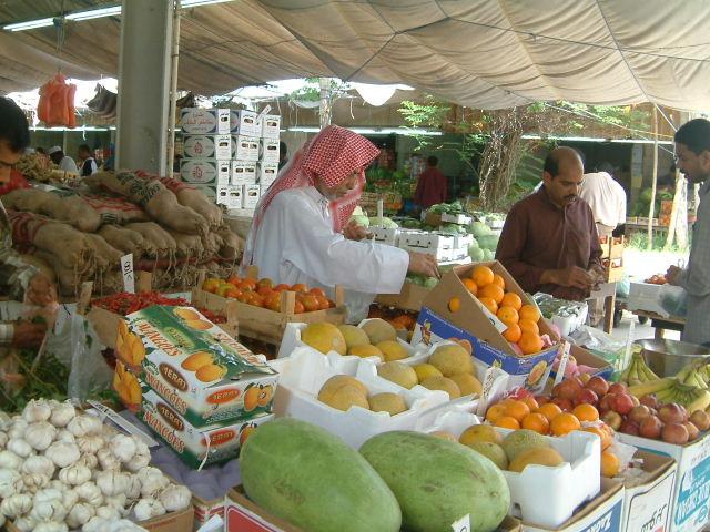 ドーハの野菜・果物市場_c0011649_1271220.jpg