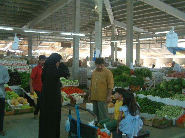 ドーハの野菜・果物市場_c0011649_1274922.jpg