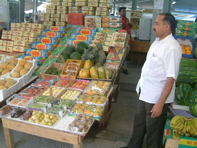 ドーハの野菜・果物市場_c0011649_136262.jpg
