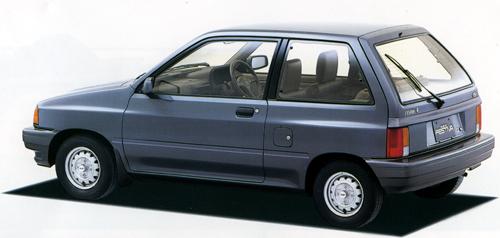フォード・フェスティバ - Ford