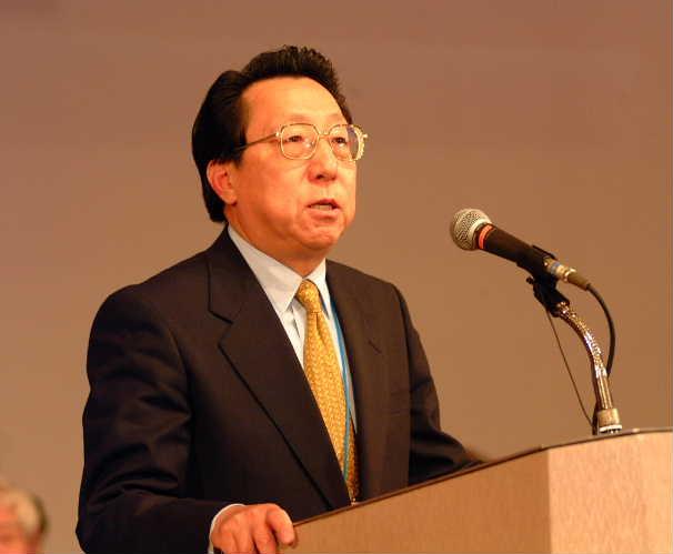 陳健元駐日大使、上海で「中日关系须珍惜」をテーマに講演_d0027795_16293236.jpg