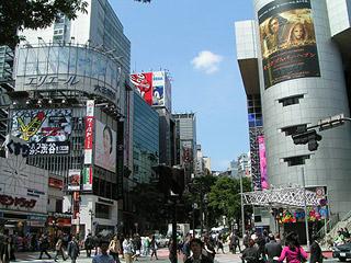 5月17日(火)今日の渋谷109前交差点_b0056983_11224044.jpg