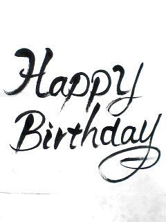 今日は誕生日だよ~ん_c0053520_10105420.jpg