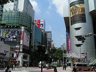 5月23日(月)今日の渋谷109前交差点_b0056983_11115261.jpg