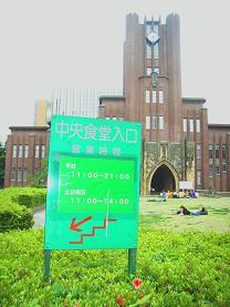 東大本郷キャンパス 安田講堂の下はどうなっているのか?_c0030645_22225921.jpg