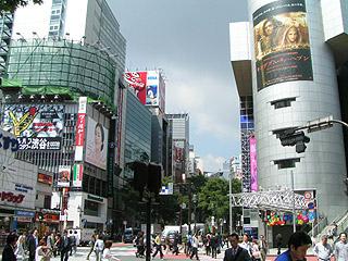 5月25日(水)今日の渋谷109前交差点_b0056983_1023377.jpg