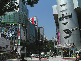 5月26日(木) 今日の渋谷109前交差点_b0056983_16191625.jpg