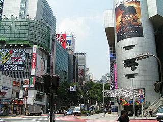 5月27日(金) 今日の渋谷109前交差点_b0056983_115445.jpg