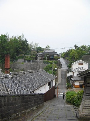 杵築散策(その4):酢屋の坂から谷町へ_c0001578_10221913.jpg
