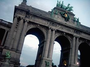 ブリュッセル 凱旋門